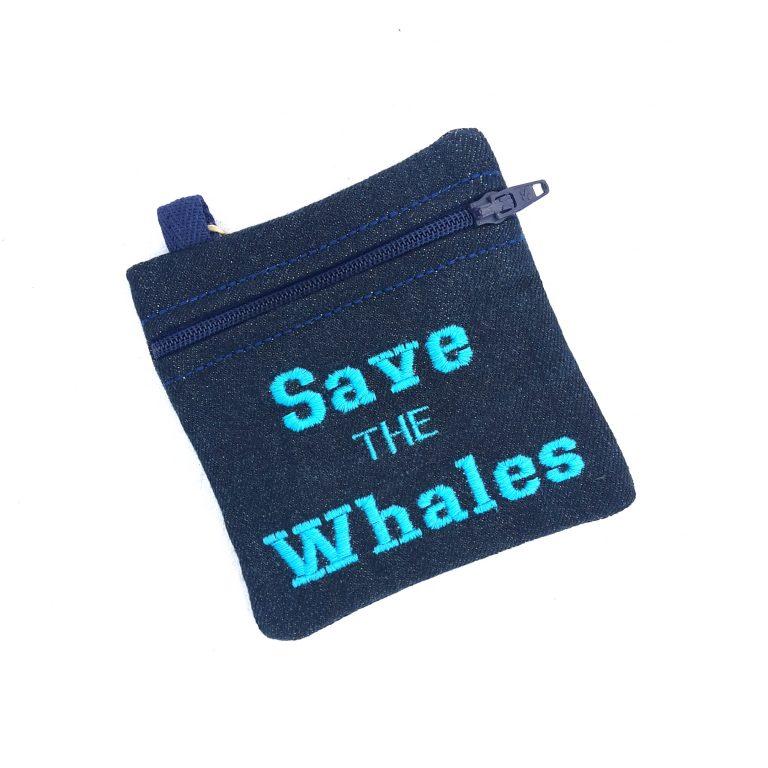 Geldtasche für Tierschützer!